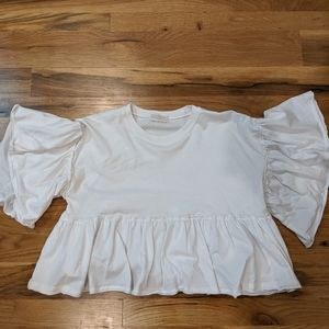 Urban outfitters babydoll top